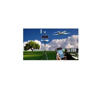 OSi - Model OWI-650 - Low-Power Automated Weather Observation Systems (LPAWOS)