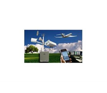 OSi - Model AWS-432 - Modular Automated Weather Observation Systems (MAWOS)