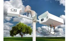 OSi - Model OWI-432 DSP-WIVIS - Present Weather and Visibility Sensor