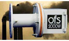 OSi - Model OFS 2000W - Emissions Air Flow Sensor