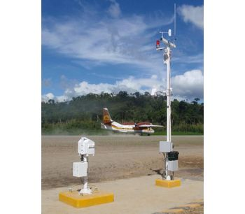 OSI - Model AWOS AV - FAA-Certified Automated Weather Observation Systems