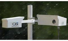 OSi - Model ORG-815-DS - Optical Rain Gauge