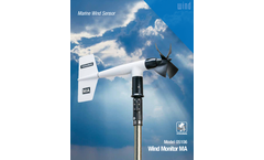 Young - Model 05106 - Marine Wind Monitor Brochure