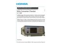 HORIBA - CC-100E - Converter Checker Brochure
