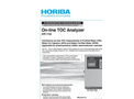 HORIBA - Model HT-110 - Online TOC-Analyzer Brochure