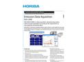HORIBA - EDA-2000 - Emission Data Aquisition Software Brochure