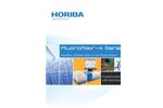 FluoroMax - Model 4 Series - Spectrofluorometer - Brochure