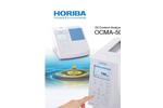 OCMA-500/550 Oil Content Analyzer Brochure