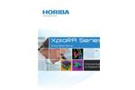 HORIBA XploRA - Model Plus - Raman Microscope Brochure
