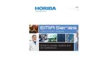 HORIBA - Model EMIA-Pro - Carbon/Sulfur Analyzer - Brochure