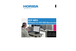 ICP NEO - Software for ICP-OES Spectrometers - Brochure