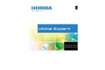 HORIBA - Model Ultima Expert - Ultimate ICP-OES Spectrometer - Brochure