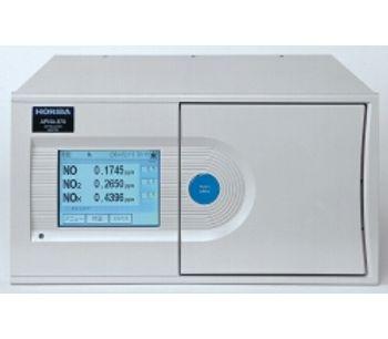 HORIBA - Model APNA-370 - Ambient NOx Monitor