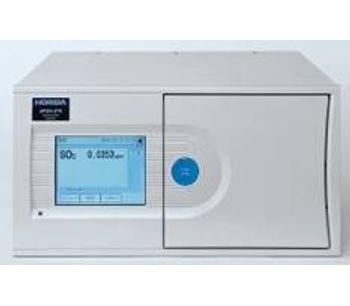 HORIBA - Model APSA-370 - Ambient Sulfur Dioxide Monitor
