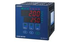 HORIBA - Model HE-960CW - 2-Channel Sanitary Conductivity Meter