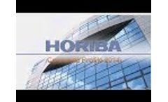 HORIBA Corporate Profile 2014 Video