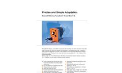Beta - 4b/5b - Solenoid Metering Pump - Brochure