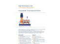 TriPower - Diaphragm Process Pump Brochure
