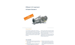 ProMinent Dulcodes - Model A - UV System - Brochure
