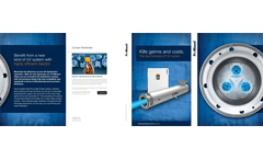 Sales Folder - UV System Dulcodes LP - Brochure