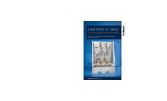 Dulcodos - Model Universal (DSUa) - Metering System Datasheet