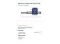 ProMinent Dulco Vaq - Injector for Chlorine Gas - Brochure