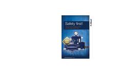 Dulco Vaq - Vacuum Metering System for Chlorine Gas - Sales Folder Brochure