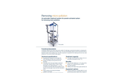 ProMinent Tomal - Metering System for Powdered Activated Carbon (PAC) - Brochure