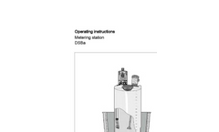 ProMinent Dulcodos - Model Eco (DSBa) - Metering Systems - Brochure