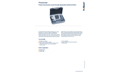 ProMinent - Photometer - Brochure