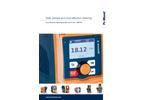Low-Pressure Metering Pumps up to 1,000 l/h - Brochure