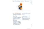 ProMinent - Model Sigma/ 1 (Basic Type) - Motor-Driven Metering Pump - Brochure