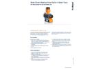 ProMinent - Model Sigma/ 3 (Basic Type) - Motor-Driven Metering Pump - Brochure