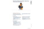 ProMinent - Model Sigma/ 2 (Basic Type) - Motor-Driven Metering Pump - Brochure