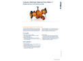ProMinent - Model Makro/ 5 - Hydraulic Diaphragm Metering Pump - Brochure