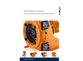 ProMinent Dulco - Model Flex - Peristaltic Pump - Brochure