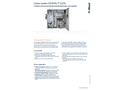 ProMinent Ozonfilt - Model OZvb - Ozone System - Brochure