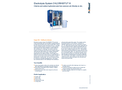 ProMinent Chlorinsitu - Model III - Electrolysis System - Brochure