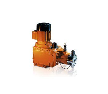 ProMinent - Model Hydro/ 3 - Hydraulic Diaphragm Metering Pump