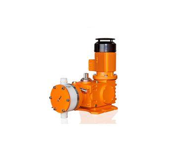 ProMinent - Model Hydro/ 4 - Hydraulic Diaphragm Metering Pump