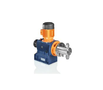 ProMinent - Model Sigma/ 2 (Basic Type) - Plunger Metering Pump