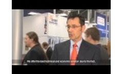 ProMinent at Drinktec 2013 - Smart Disinfection - Video