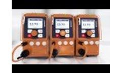 Metering Pump Gamma/ X: Intuitive Operation - Video