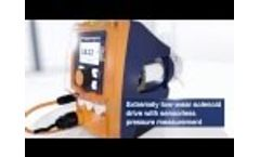 Metering Pump Gamma/ X: Maximum Efficiency - Video