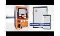 Metering Pump Gamma/ X: Remote Control Via Android App - Video