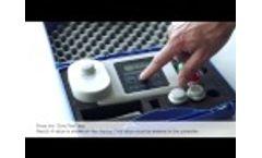Metering System DULCODOS Pool Comfort: Calibrating the Chlorine Sensor - Video