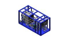 EcoSeparator - Model C100 - Pressurized Centrifugal System