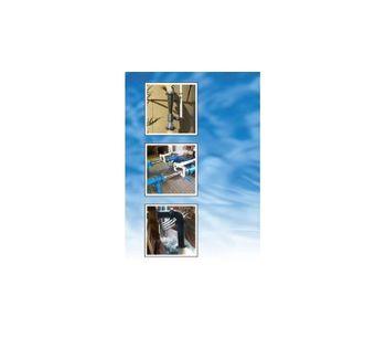 Gas/Liquid and liquid/liquid mixing for air stripping applications