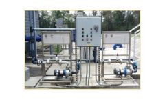 Airjection Post-Treatment Wastewater Aeration