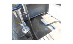 Pure Oxygen Injection For Wastewater Treatment
